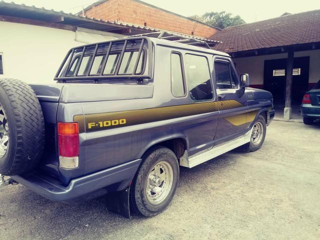 Ford F1000 a Venda - Foto 2