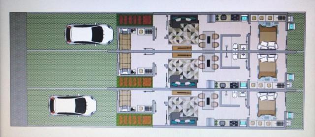 Casa para alugar com 2 dormitórios em Adhemar garcia, Joinville cod:08163.005 - Foto 2