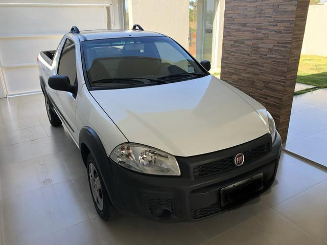 Fiat strada Working celeb 1.4. 2014