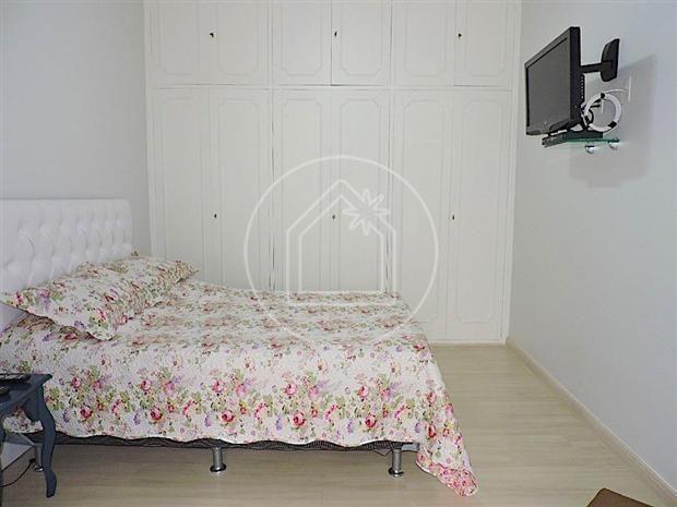 Apartamento à venda com 3 dormitórios em Humaitá, Rio de janeiro cod:850024 - Foto 5