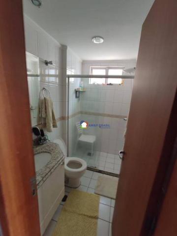 Apartamento com 3 dormitórios à venda, 126 m² por r$ 510.000,00 - setor bueno - goiânia/go - Foto 10