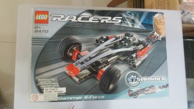 Lego Racers 8470 - Slammer G-Force - Foto 3