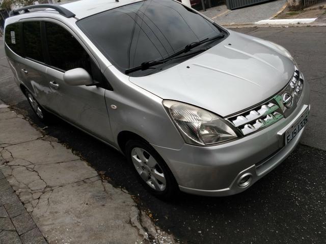 Nissan Gran Livina 1.8 aut - Foto 4