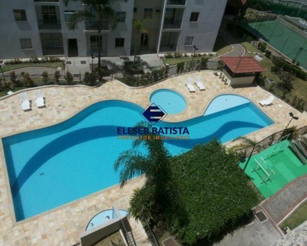 Apartamento à venda com 2 dormitórios em Condomínio ilha de vitória, Serra cod:AP00227