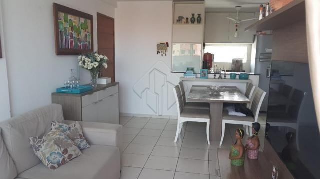 Apartamento à venda com 3 dormitórios em Agua fria, Joao pessoa cod:V1567 - Foto 4