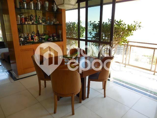Apartamento à venda com 5 dormitórios em Lagoa, Rio de janeiro cod:LB5AP28814 - Foto 15