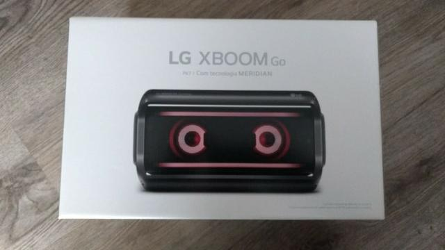 Caixa Bluetooth LG Xboom GO PK7 40W - Foto 2
