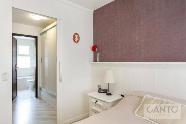 Sobrado com 3 dormitórios à venda no pilarzinho/bom retiro, 135 m² por r$ 530 mil - Foto 19