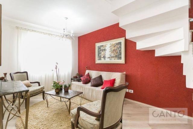 Sobrado com 3 dormitórios à venda no pilarzinho/bom retiro, 135 m² por r$ 530 mil - Foto 5