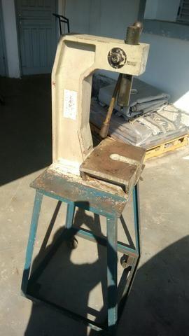 Prensa manual cremalheira 4 toneladas - Foto 2