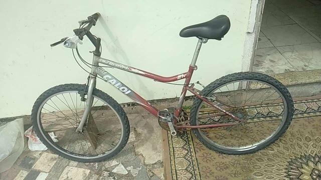 Bike pra ir trabalhar