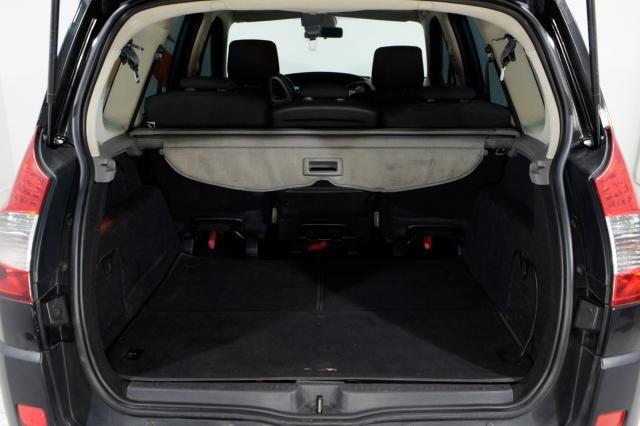 Renault Grand Scénic Grand Dynamique 2.0 16V 5p Aut. - Preto - 2009 - Foto 7