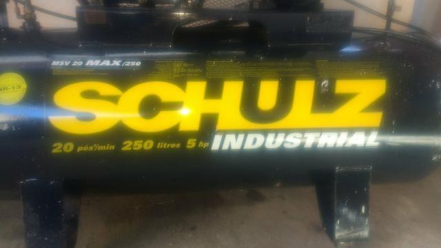 Vende-se ou troca compressor Schulz - Foto 2