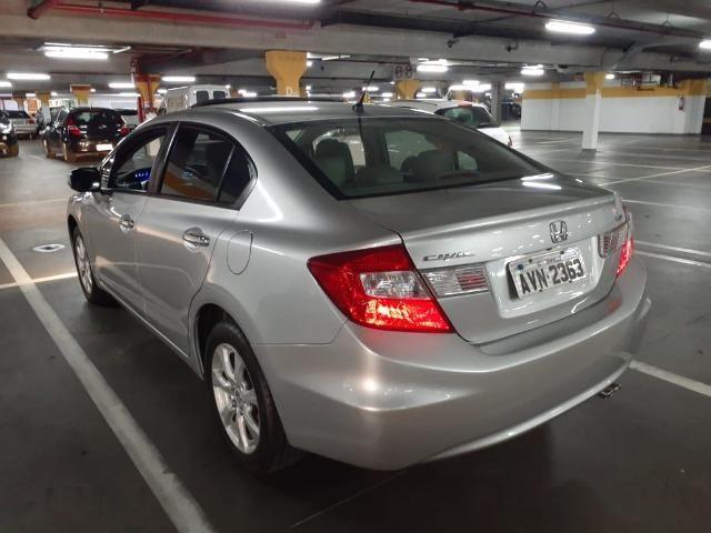 Honda Civic EXS 1.8 2012 - Foto 3