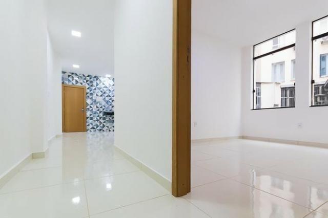 Centro da Cidade 2 qtos 75m² iptu,prédio com elevador (Reformado) - Foto 5