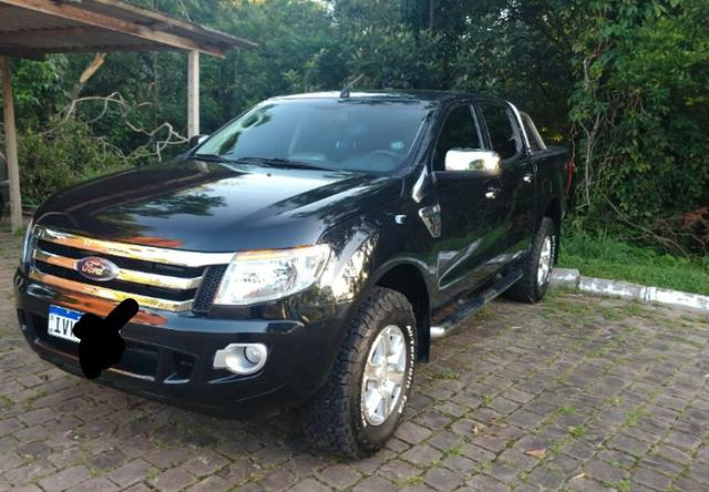 Ranger xlt 4x4 3.2 diesel cambio manual 64 mil km