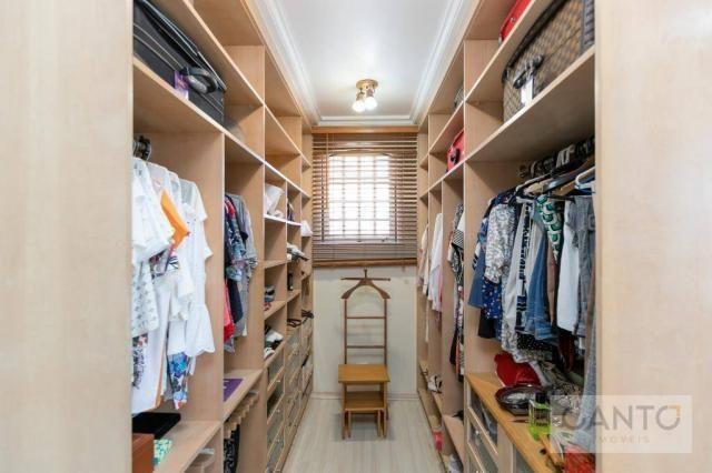 Casa com 5 dormitórios à venda, 439 m² por r$ 2.100.000,00 - santo inácio - curitiba/pr - Foto 12