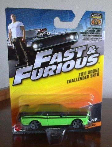 Velozes e Furiosos Dodge Charger Challenger Mattel - Foto 5