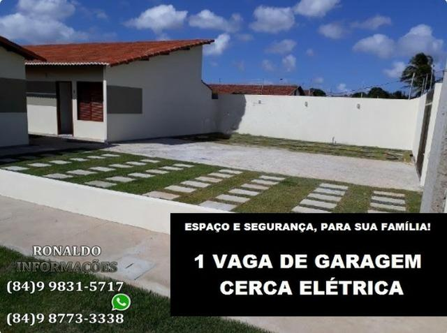 Casa Por 87 mil reais Para Financiar! - Foto 2