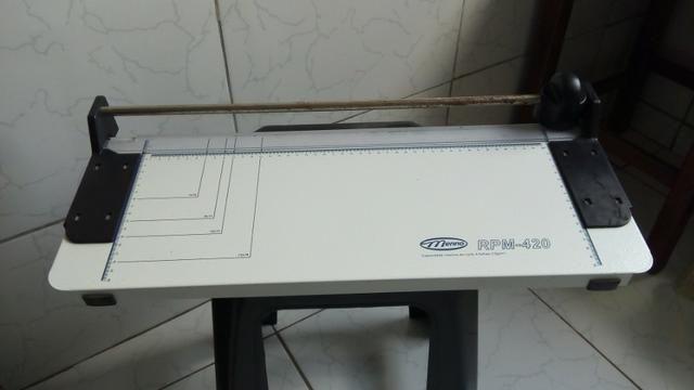 Refiladora menno rpm 420