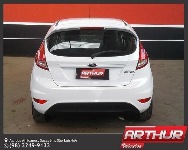 Ford NEW fiesta Hatch 1.5 Arthur Veiculos - Foto 8
