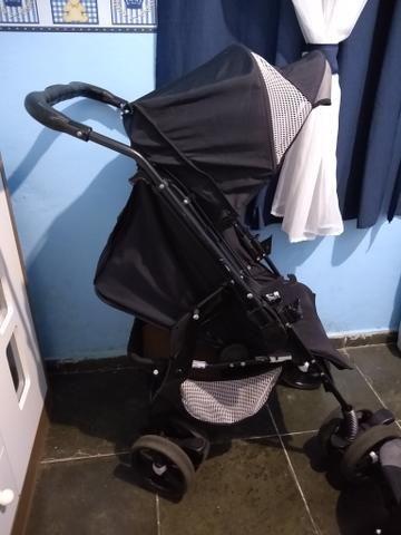 Vendo carrinho de bebê. Valor 400,00  - Foto 5