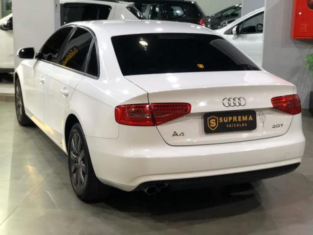 AUDI A4 2.0 TFSI ATTRACTION GASOLINA 4P S TRONIC - Foto 2