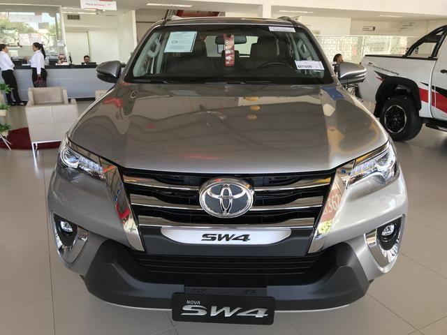 Toyota Sw4 SRX 2.8 Diesel 4x4 - 2020/2020 Lince Toyota Flamboyant - Foto 4