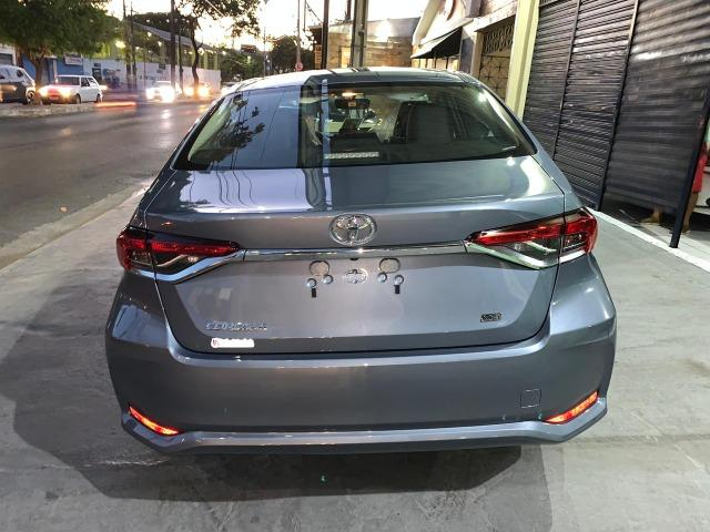 Corolla XEI 2.0 Cinza Celestial 2020 0KM Pronta Entrega - Foto 6