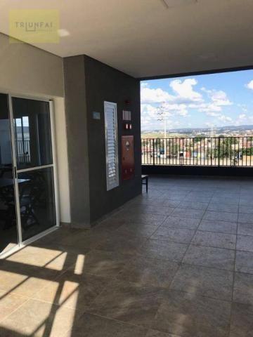 Apartamento com 2 dormitórios à venda, 51 m² por R$ 180.000,00 - Edificio Residencial Safi - Foto 9