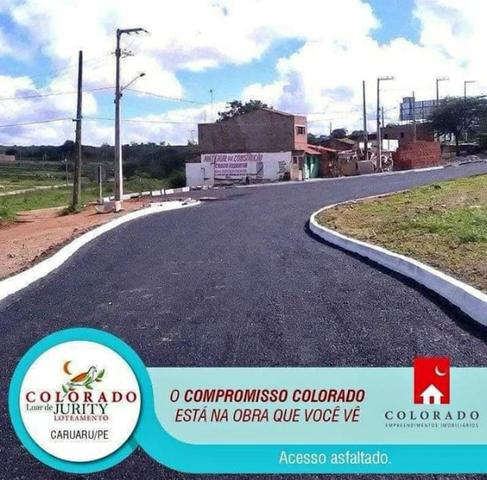 Loteamento colorado em Caruaru sem analise de credito - Foto 9