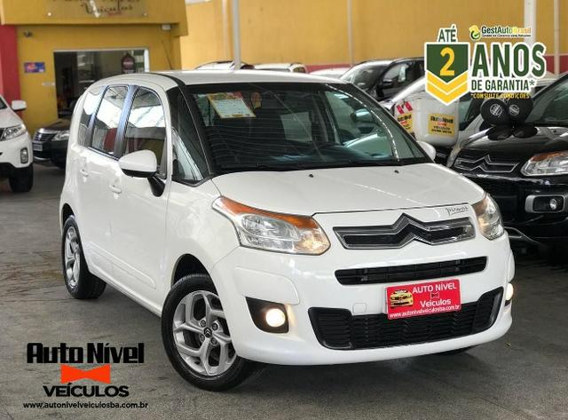 C3 picasso 2015 1.6 aut tendence completissimpo