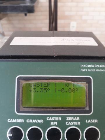 Alinhador de direção laser - Foto 3