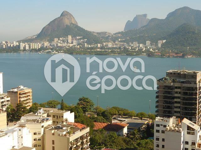 Apartamento à venda com 5 dormitórios em Lagoa, Rio de janeiro cod:LB5AP28814 - Foto 3