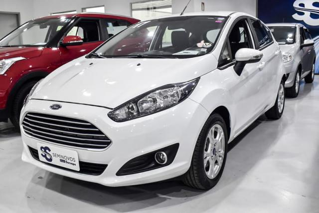 FORD FIESTA 1.6 SEL HATCH 16V FLEX 4P MANUAL 2017