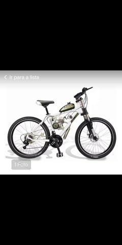 Moto bicicleta