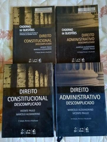 Direito Constitucional e Administrativo Descomplicado - 19° edição