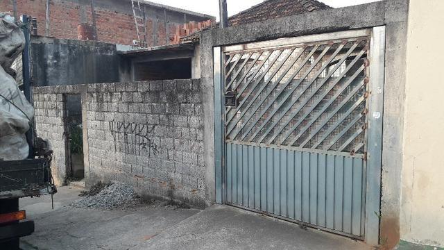 Vendo Terreno Com Casa - Centro De Itapevi - 300 M2