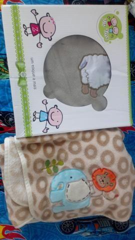 2cobertores pra bb