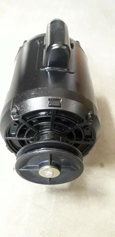 Motor Monofásico Weg 2cv 2 Polos 127/220v Alta Rotação com polia - Foto 2
