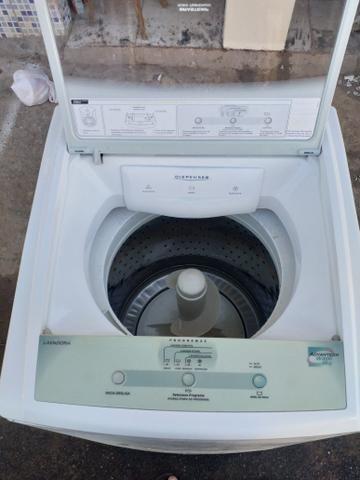 Máquina de lavar brastemp 6kg cesto inox