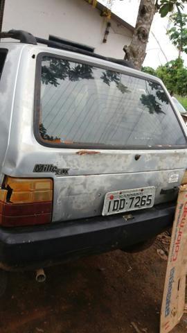 Fiat 2 portas ano 91 revisado - Foto 2