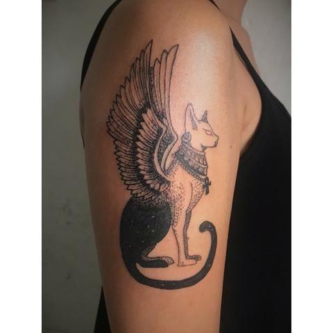 Troco tatuagem por celular - Foto 4