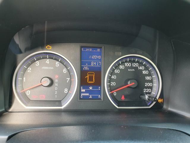 Super Oferta Honda CRV -LX ano 2010 COMPLETA impecável - Foto 8