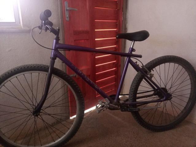 Bicicleta freestyle