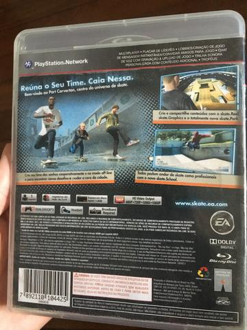 Jogo SKATE3 para Playstation 3 - Foto 2