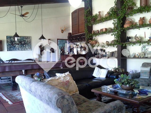 Casa à venda com 4 dormitórios em Santa teresa, Rio de janeiro cod:IP4CS5272 - Foto 4