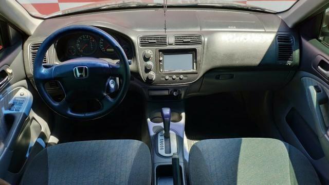Honda civic 2006 automatico barato - Foto 3