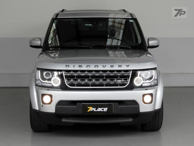 Land Rover Discovery 4 SE 3.0 V6 BiTurbo Diesel 4P - Foto 2