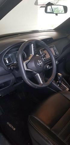 Nissan Kicks SUV - ITAPERUNA, RJ - Foto 8